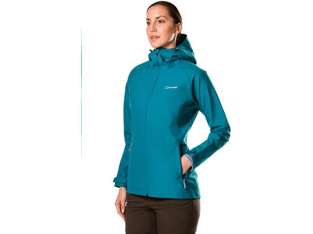 besser beste Auswahl an Vielzahl von Designs und Farben Berghaus Paclite 2.0 Shell Jacket Women tahitian tide